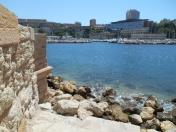 Vue sur le Vieux-Port